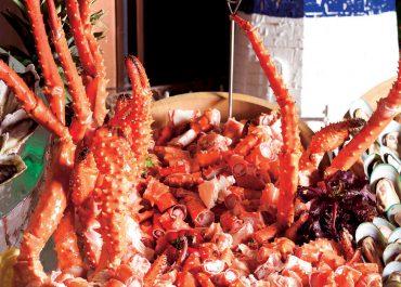 Berkeley Seafood Buffet ที่นี่มีมากกว่าซีฟูด
